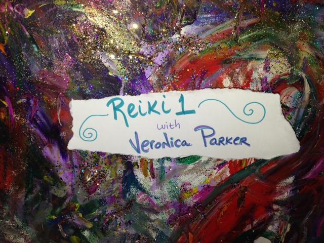 Reiki I picture